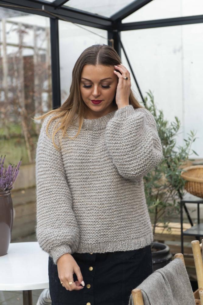Gjestal Garn På leting etter oppskrift på genser til de