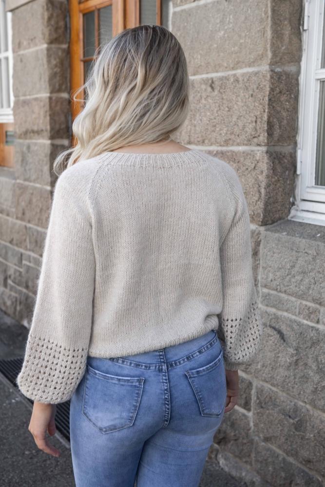 Strikkemekka.no strikkemekka netti genser